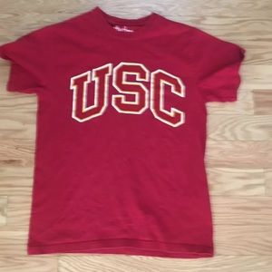 HERITAGE USC Southern California Red T-Shirt